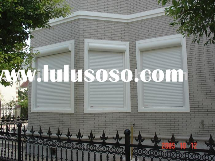 Exterior roller shutters usa exterior roller shutters usa manufacturers in page 1 for Roll up window shutters exterior