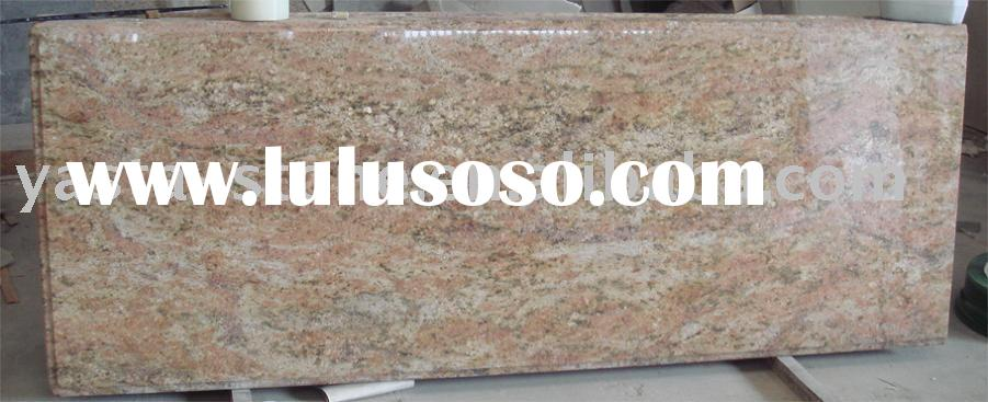 Rosewood Granite Countertops,Vanity Tops,Rosewooden Slabs,Tiles,Kitchen Island tops