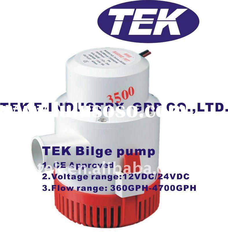 Rule bilge pump 12v&24v