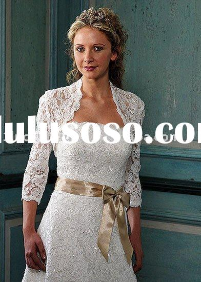 SELL Wedding Lace Jacket Bolero dress