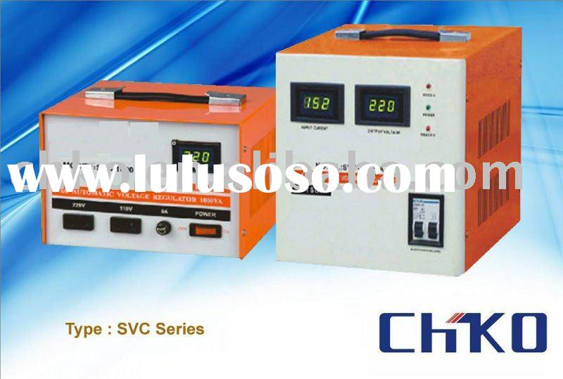 SVC electrical AC voltage stabilizer