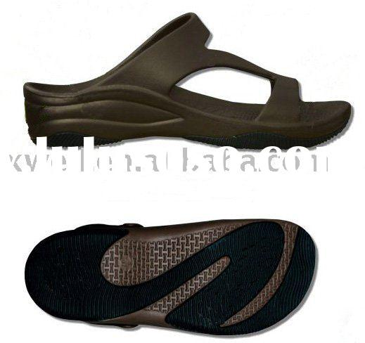 Sandals with arch support