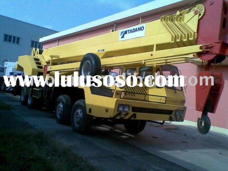 Second Hand tadano Crane For Sale
