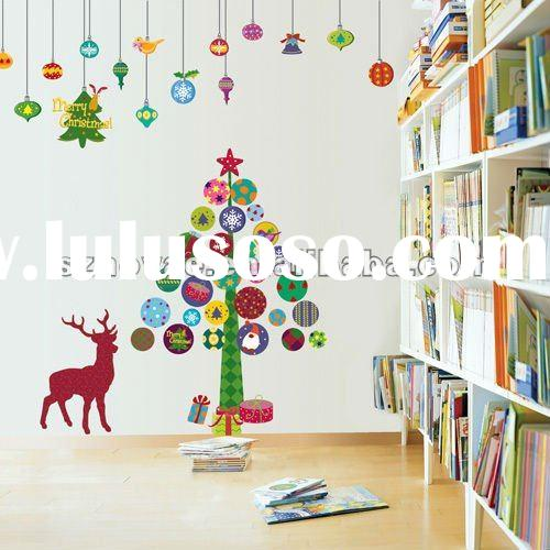 Self Adhesive Korean Kids Wall Sticker Collection
