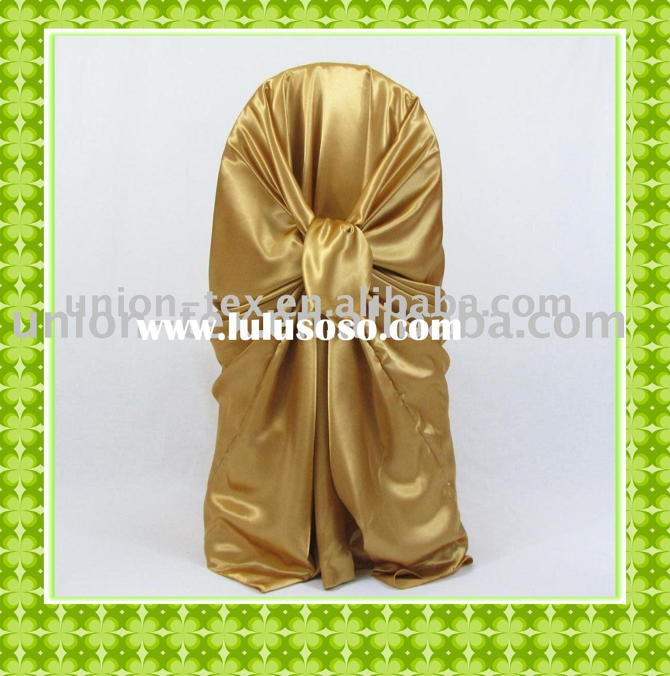 Self-tie Chair Covers/Pillowcase Chair Covers/Universal Chair Covers(UT-WU-1062701)