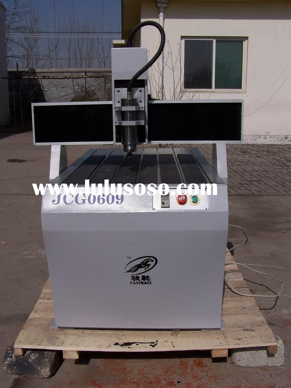 Sell and supply High Precision Woodworking 3D CNC Router/CNC Engraver/CNC Engraving Machine JCM0609