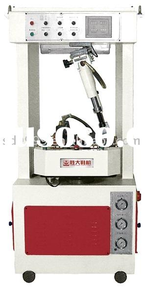 Shoe Machine SD-928AD Automatic Universal Oil Hydraulic Sole Press Machine (Single side)