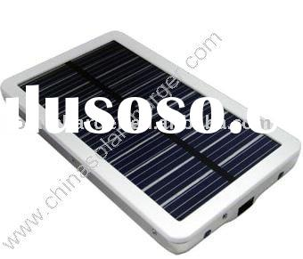 Solar Charger with LED light for iphone/ipod