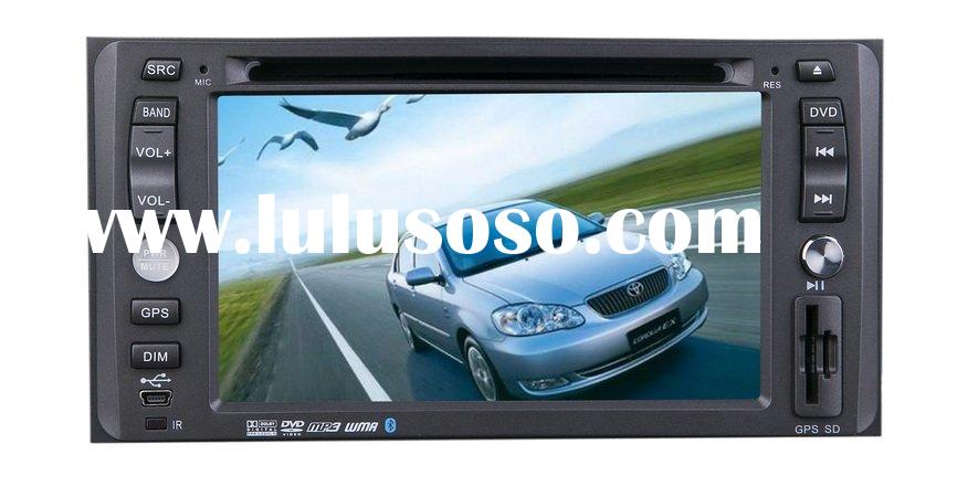 Special Car DVD Player For Toyota-Corolla (old)