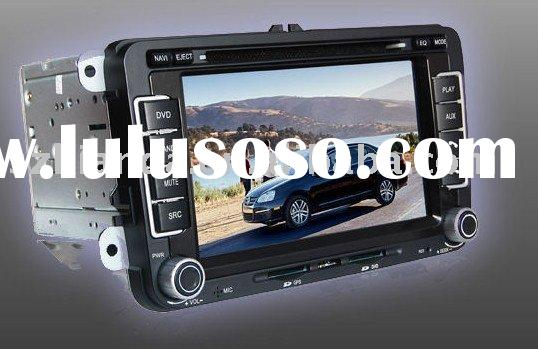 Special Car DVD player for VW MAGOTAN/Touran /Sagitar/ PASSAT /EOS /Golf / Bora/Polo/Jetta with GPS/