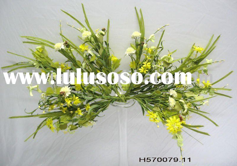 Spring Artificial flower Mixed Swag for home decoration