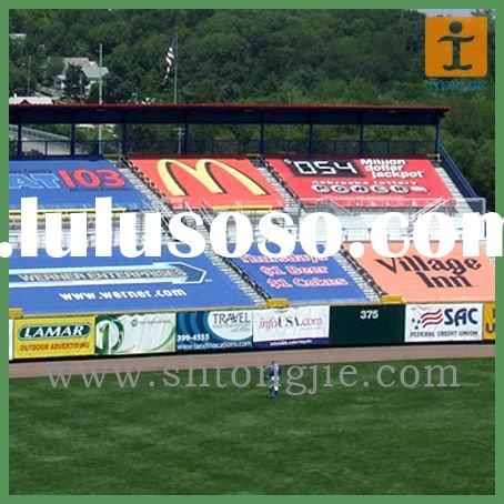 Stadium Advertising Banner Digital Printing & Manufacturing
