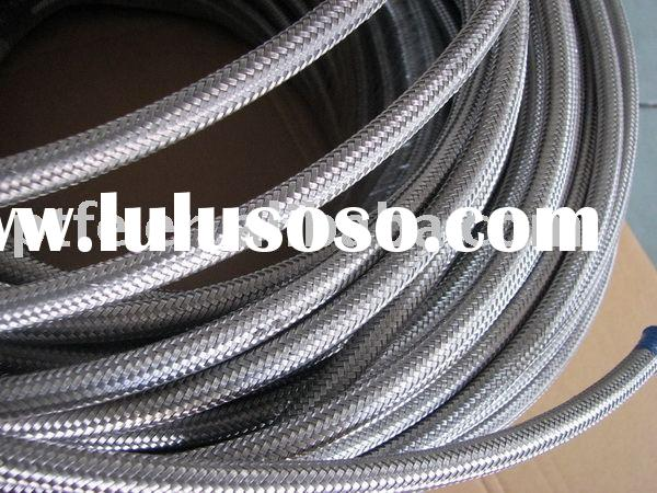 Stainless Steel Braided PTFE Hoses