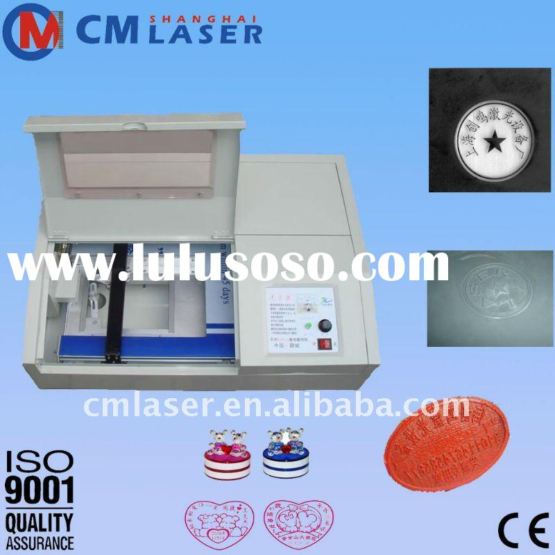 Stamp Laser Engraving Machine/ Mini Laser Device/ Portable Laser Engraving Machine/ Laser Seals Engr