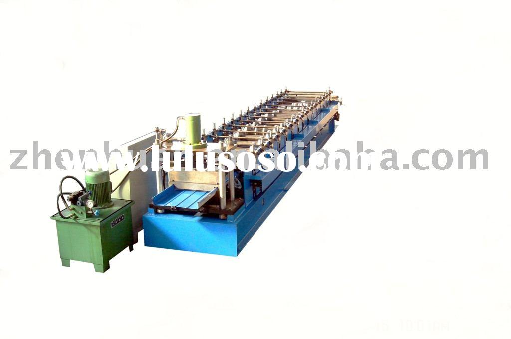 Standing Seam Rollformer, bemo roof panel roll forming machine,standing seam roll forming machine