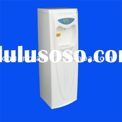 Standing type high energy activated water system in hot ,cold & room temp