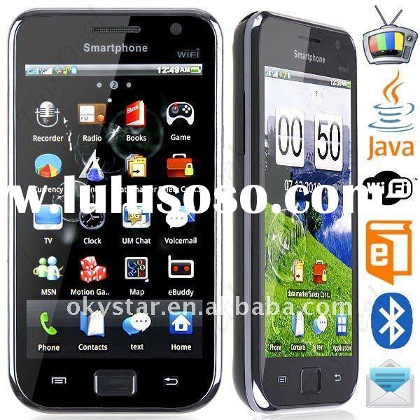 Star A9000 Quad band Dual Sim WiFi Android 2.2 GPS Cell Phone
