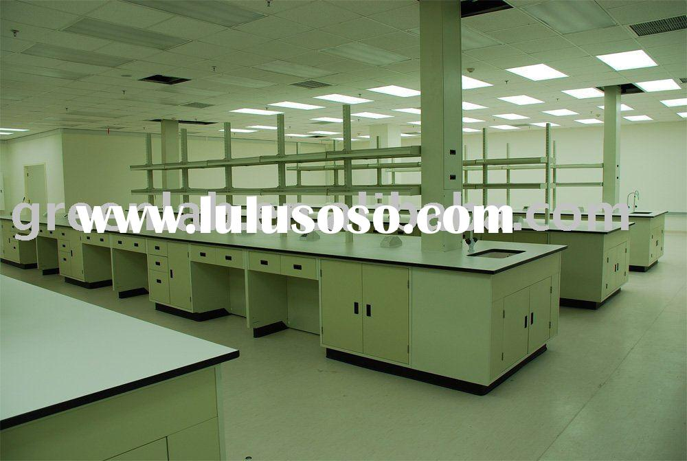 Steel Laboratory bench and chemical lab furniture