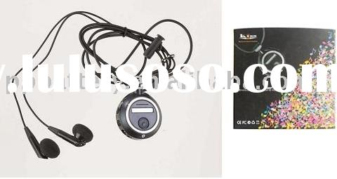 Stereo Bluetooth Headset with Caller ID Display BTK-21