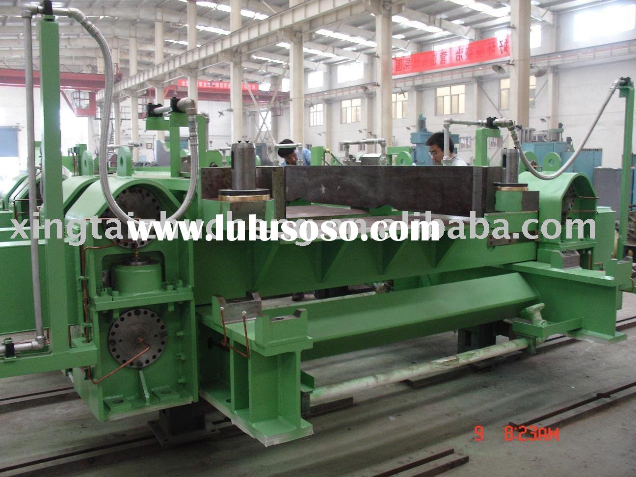 Straightening machines of Cold rolling mill production line