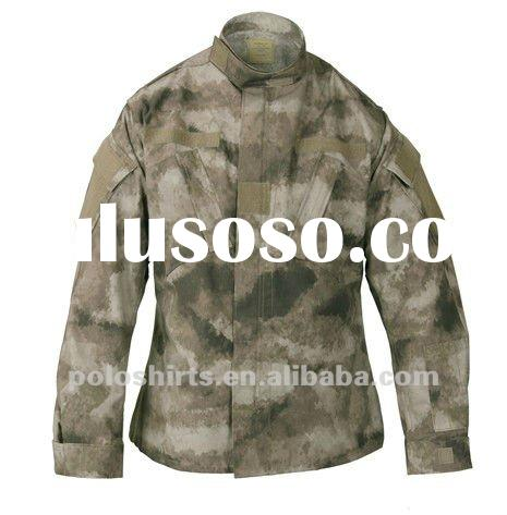 Sun Protective UPF 50+ Quick Drying Military Uniforms