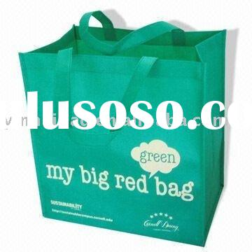 Supply non woven shoping bag with logo