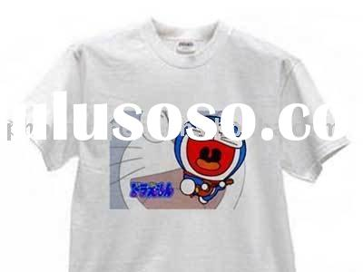 T-shirt Heat Transfer paper printed by inkjet printer