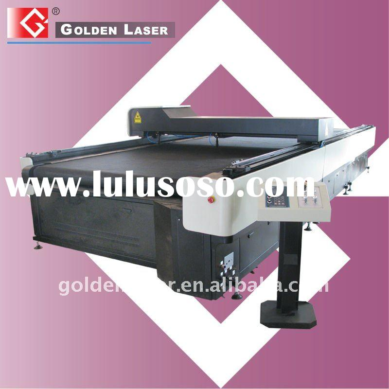 Textile Ducts Cutting Machine (Laser Cutter)