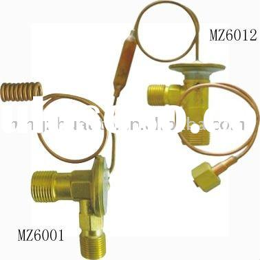 Thermal expansion valve for auto air condition