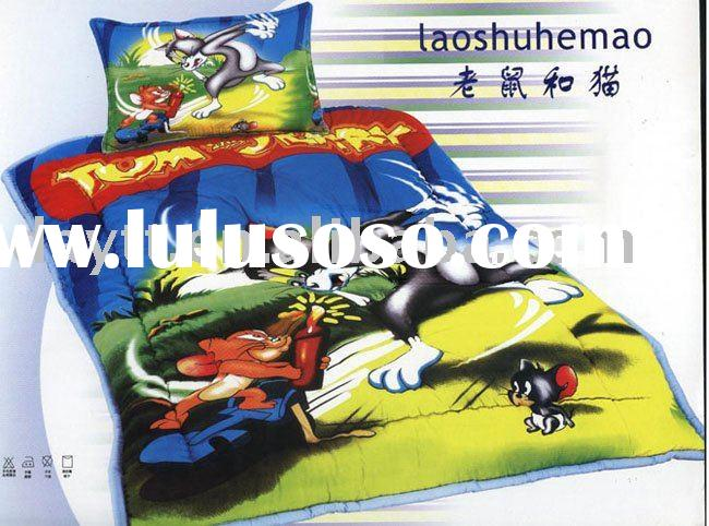 Tom and Jerry Bedding Set for children D061 on sale wholesale & drop shipping