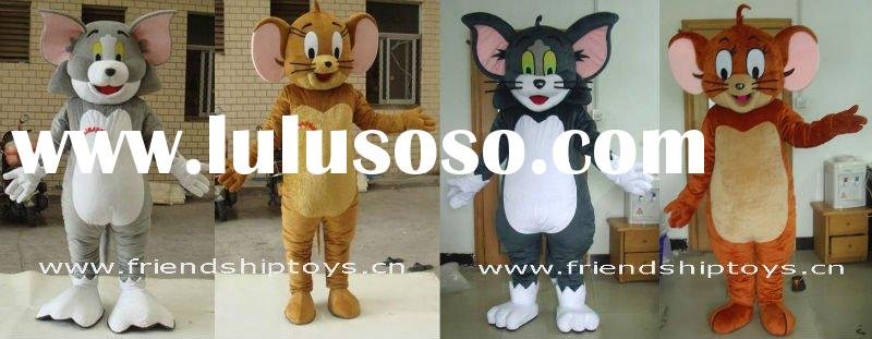 Tom and Jerry custom design character costume