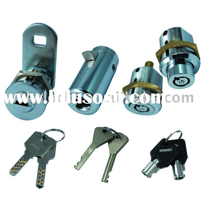 Top security various key type locks
