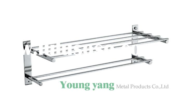 Towel rack/Towel horse/Towel hanger/Towel rail/Bathroom accessories/Bath accessories/Towel rail set/