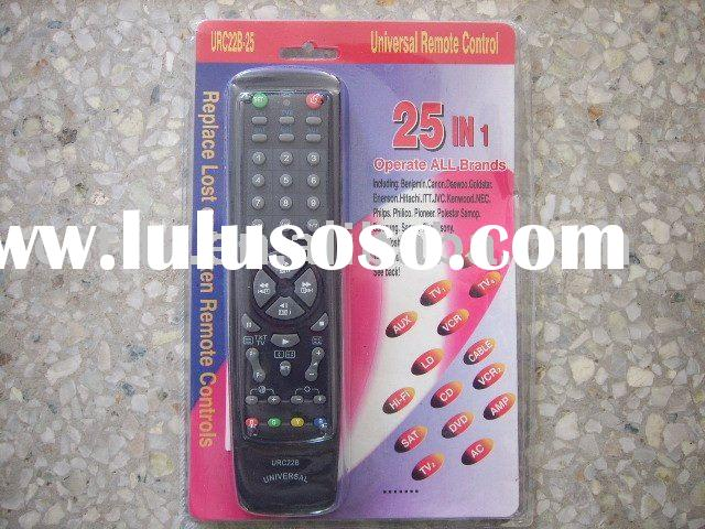 URC22B Universal Remote Control,FOR TV,SAT,AUX,DVD...New and cheaper
