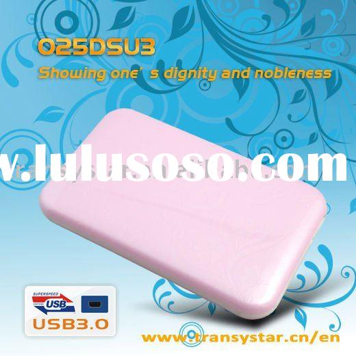 USB3.0 external hard drive enclosure