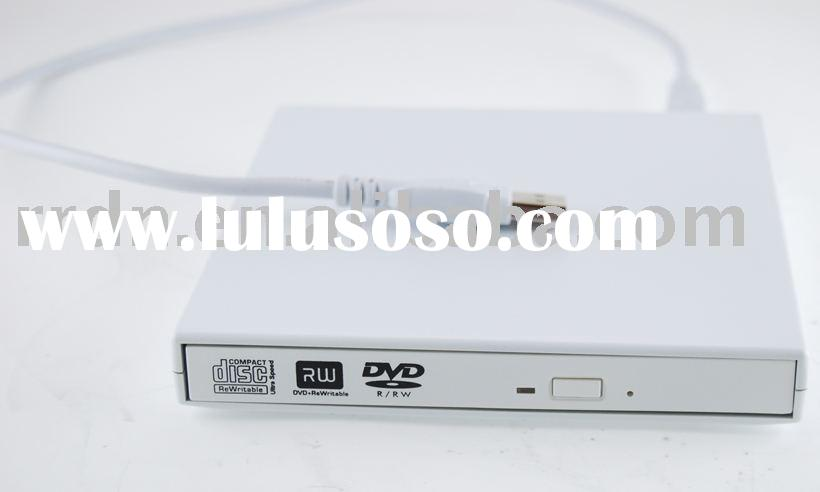 USB 2.0 External DVD Burner Drive for Inspiring Mini 9