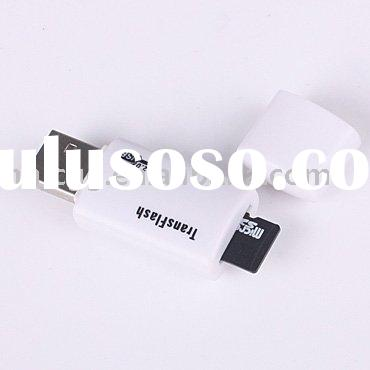 USB 2.0 MINI MICRO SD SDHC CARD READER 1GB 2GB 4GB 8GB