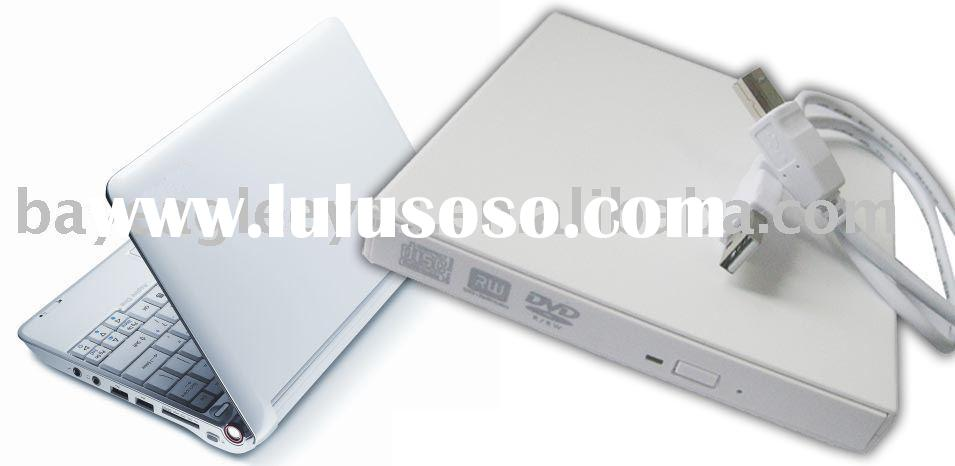 USB 2.0 Slim External DVD RW CD R Drive Burner Writer