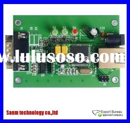 USB PCB & PCBA assembly| portable speaker PCBA| mini LED printed circuit board assembly service