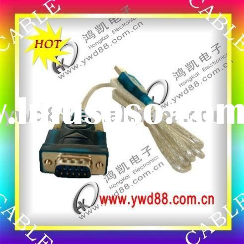 USB TO SERIAL CABLES USB CABLE DIY USB TO RS 232 CABLE DRIVER 2.0 1.1 right angled USB A B MINI MICR