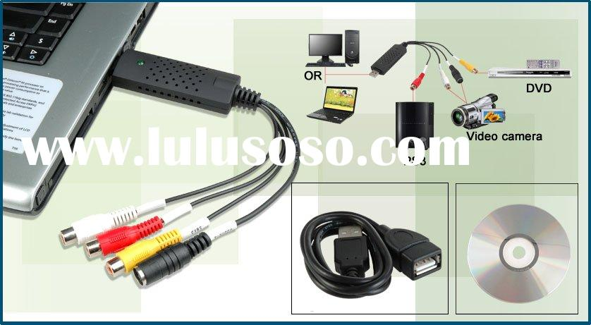 USB Video Grabber with Audio cable,usb capture,usb adapter