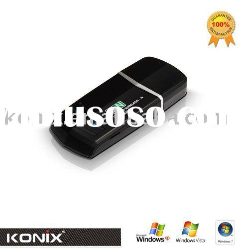 USB Wireless Lan card 802.11N 1T1R W236-1