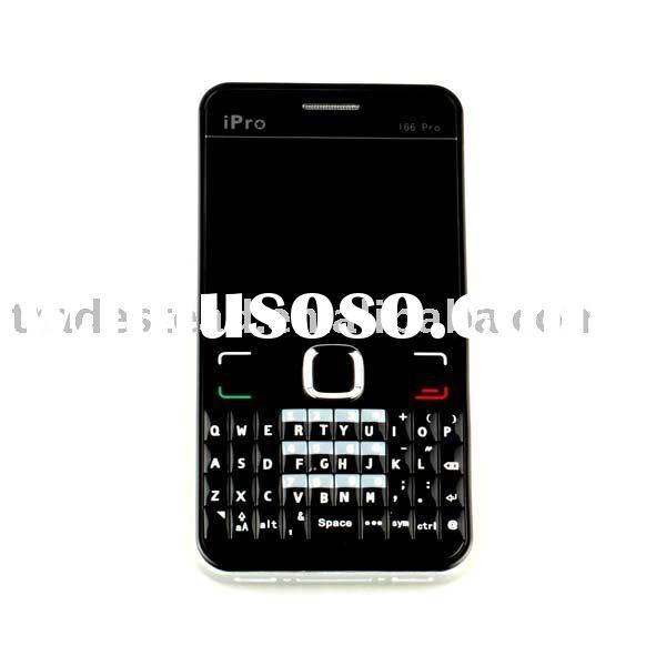 Ultrathin 9.9mm Quad-band Generic Cell Phone - Dual SIM - Bluetooth - TV function
