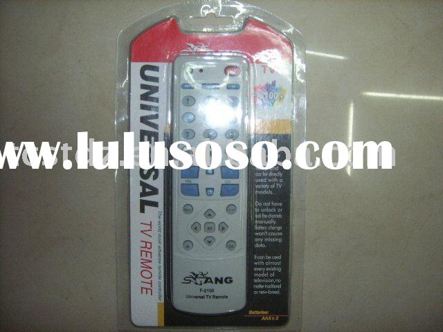 Universal Remote Control F-2100 for all brands tv,easy and cheaper