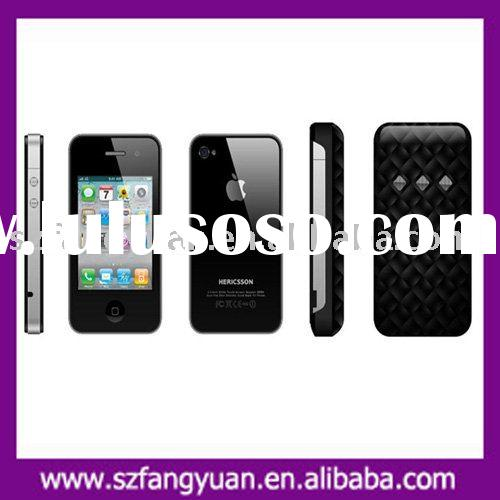 Unlocked tv touch screen cell phone i6 free shipping