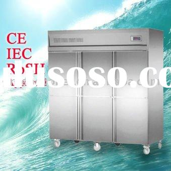 Upright Commercial Kitchen Refrigerator and Freezer,GH1.6L6,economy type