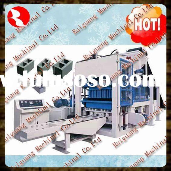 Used Concrete Block Making Machine QT8-15-Henan Ruiguang