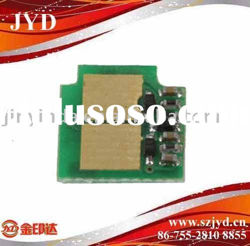 Used for HP color LaserJet 1215/1515/1518/1312/1210 Dedicated toner cartridge chip / cartridge chip