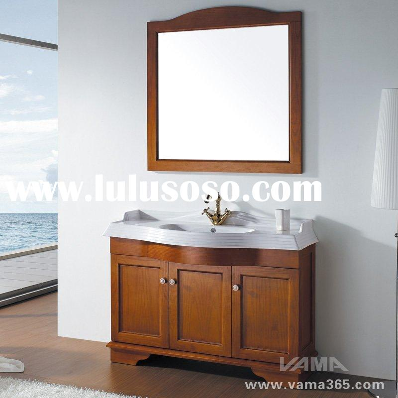 V-19094B Antique Bathroom Cabinets / wash basin cabinets