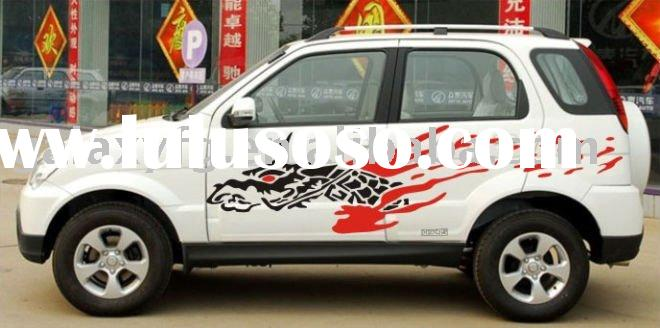 Vehicle Wrap SUV Car/Auto Body Vinyl Graphic Custom Stickers XY-456